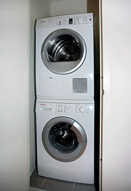 Awesome Washer Dryer Apartment Contemporary - Interior Design ...